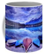 A Calm Afternoon At Lake Edith Coffee Mug
