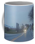 A Calm April Evening Coffee Mug