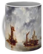 A Calm Coffee Mug