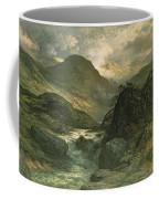 A Canyon Coffee Mug