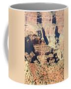 A Canyon Scene Coffee Mug