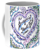 A Caring Heart Coffee Mug
