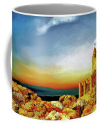 A Castle In Spain Coffee Mug