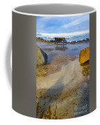 A Cautious Shadow Coffee Mug
