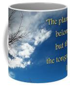 A Change Of Plan Coffee Mug