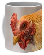 A Chicken In Burwell, Nebraska Coffee Mug