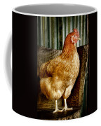 A Chicken Named Rembrandt Coffee Mug