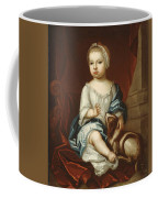 A Child Of The Pierpont Family Coffee Mug