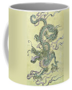 A Chinese Dragon Coffee Mug