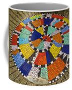 A Chip Off The Ole Mosaic Coffee Mug