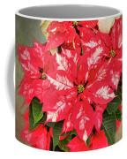 A Christmas Flower Coffee Mug