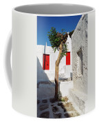 A Church And A Tree Coffee Mug