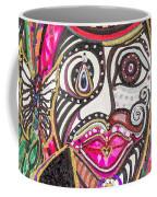 A Circle Of Thoughts Coffee Mug