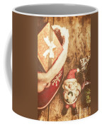 A Clause For A Merry Christmas  Coffee Mug