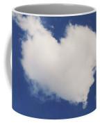 A Cloud Heart Coffee Mug