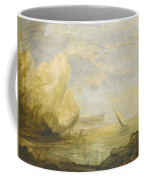 A Coastal Landscape Coffee Mug