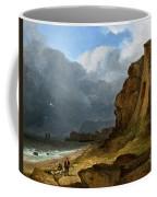 A Coastal Scene Coffee Mug