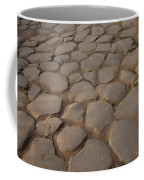 A Cobblestone Road In Rome Coffee Mug
