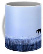 A Cold Winter Coffee Mug