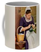 A Colonial Lady Knits Coffee Mug