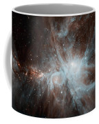 A Colony Of Hot Young Stars Coffee Mug by Stocktrek Images