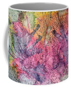 A Colorful Lecture On Glitter Coffee Mug