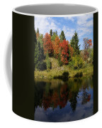 A Colorful Reflection Coffee Mug