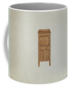 A Connecticut-type Hadley Chest-side View Coffee Mug