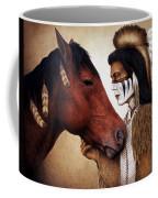 A Conversation Coffee Mug