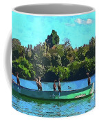 A Cormorant Cruise 2 Coffee Mug