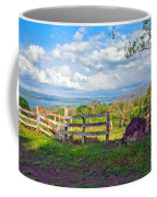 A Costa Rica View Coffee Mug