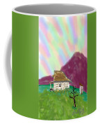 A Cottage In The Alps Coffee Mug