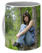 A Country Girl  Coffee Mug
