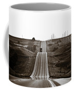 A Country Mile 1 Coffee Mug by Marilyn Hunt