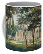 A Country Residence Possibly General Moreau's Country House At Morrisville Pennsylvania Coffee Mug