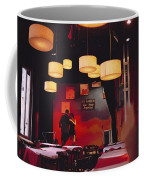 A Couple Dances The Tango At A Club Coffee Mug