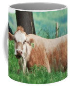 A Cow's Tale - Lazy Day Coffee Mug