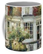 A Cozy House In Brittany Coffee Mug