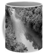 A Creek Runs Through It -- 2 Coffee Mug