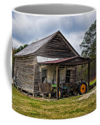 A Crooked Little Barn Coffee Mug
