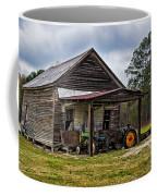 A Crooked Little Barn Coffee Mug