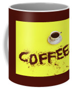 A Cup Full Of Coffee Coffee Mug