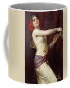 A Damascan Dancer Coffee Mug