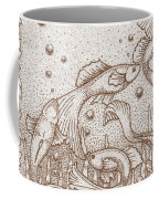 A Dance Around The Bubbles Coffee Mug