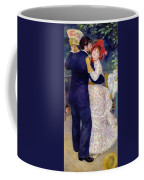 A Dance In The Country Coffee Mug by Pierre Auguste Renoir