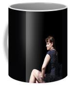 A Dark Ballerina Coffee Mug