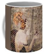 A Date With Paris II Coffee Mug