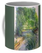 A Day At Giverny Coffee Mug