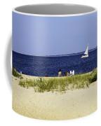 A Day At The Beach - Martha's Vineyard Coffee Mug
