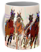 A Day At The Races 2 Coffee Mug